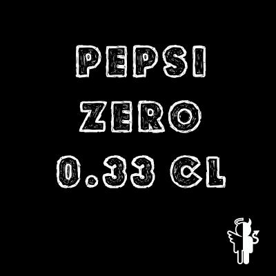 PEPSI ZERO 0,33