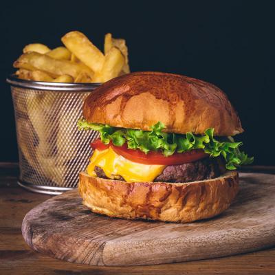 Cheese Burger Piccolo (150 gr)