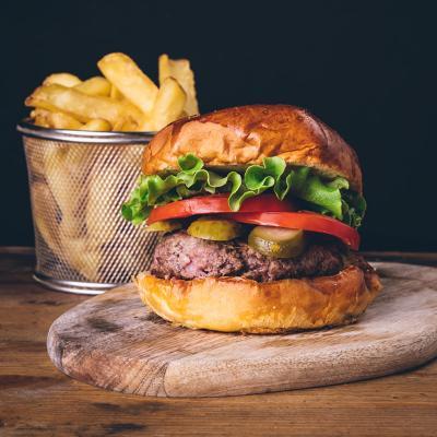 Classic Burger Medio (220 gr)