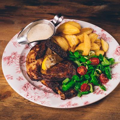 Roast Chicken Jack