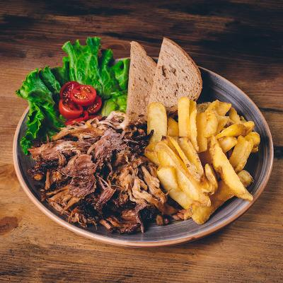 Pulled Pork Plate