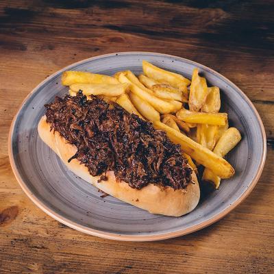 Ribs Sandwich