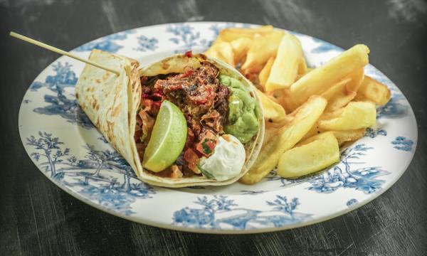 Ribs Tacos
