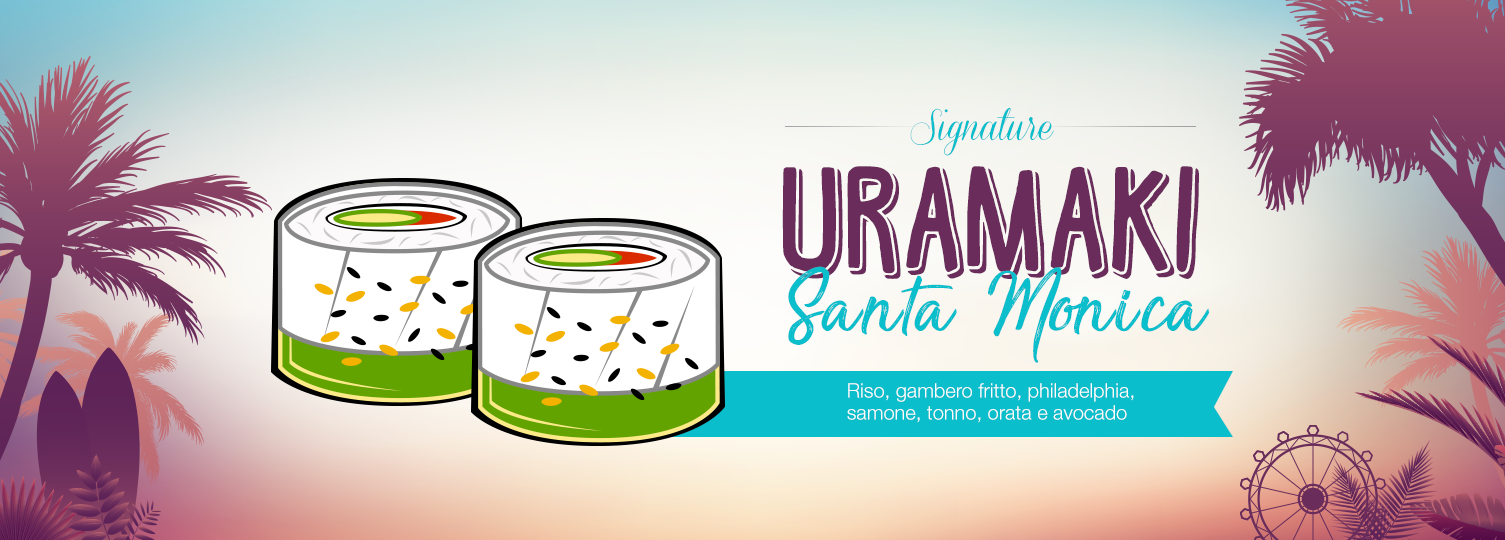 Uramaki Signature - Santa Monica